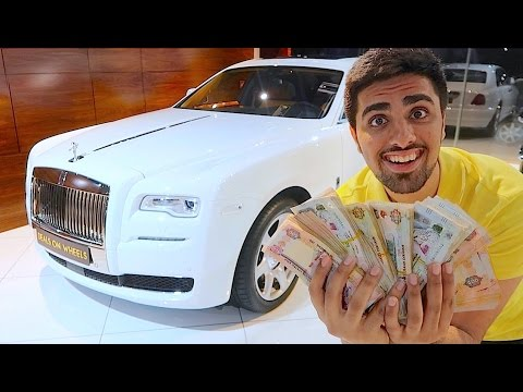 Paying CASH For My New Car !!!