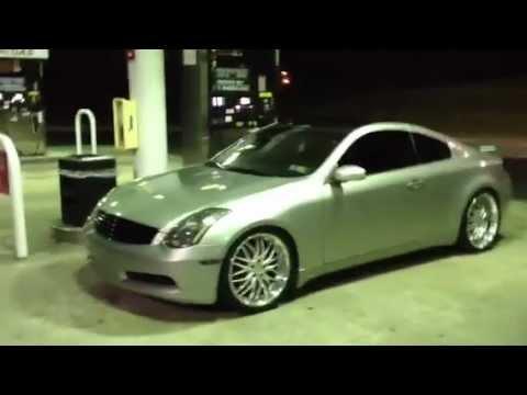 """G35 0 60 >> Walk around 2005 Infiniti G35 Coupe """"Adriana"""" - YouTube"""