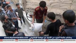 الهدنة في سوريا.. معضلة إيصال المساعدات