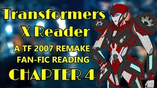 Transformers X Reader A Live Action Movie