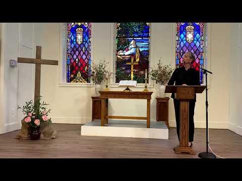 April 11th 2021 - Church Service