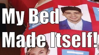 The Self Making Bed