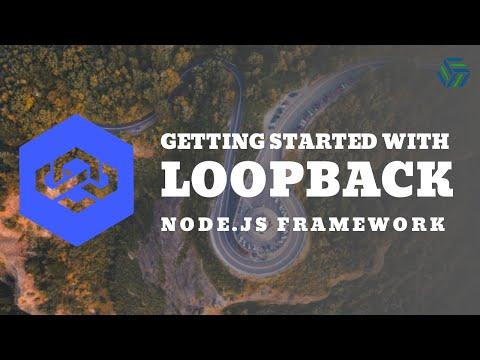 Getting Started with LoopBack Framework for Node.js