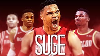 "Russell Westbrook Mix - ""Suge"" (EMOTIONAL - ROCKETS HYPE) ᴴᴰ"