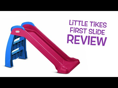 REVIEW: Little Tikes First Slide - how to assemble!