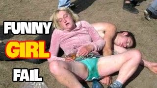 Funny Girl Fails 2017 ( Part 6 )|| Best Fails Compilation By FailADD