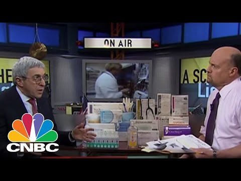 Henry Schein Inc Ceo Stan Bergman Mad Money Cnbc