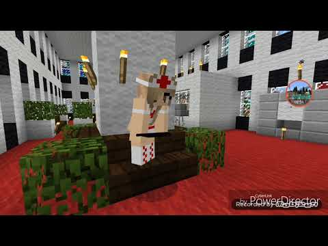 NIKKI MINECRAFT:mimi saves me and gabby from the hospital