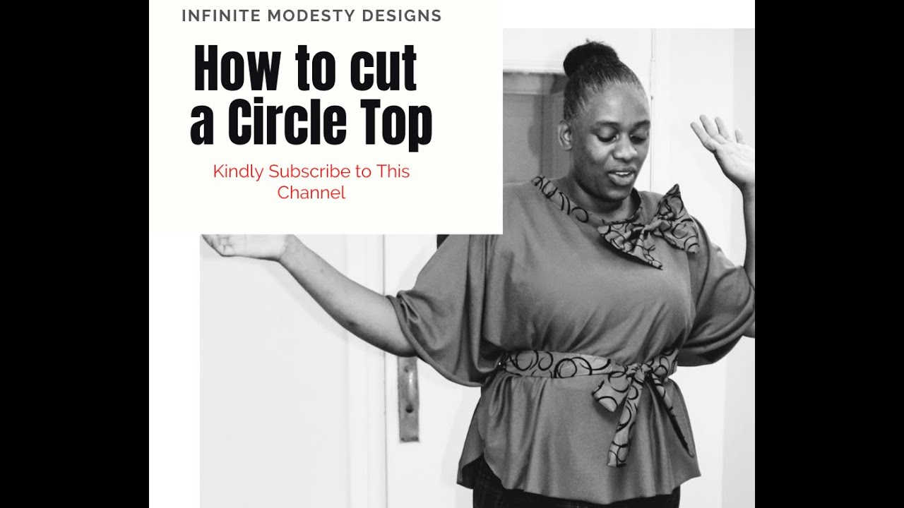 How to Cut a Circle Top