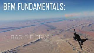 DCS World BFM - Fundamentals 4 - Basic Flows