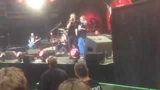 Pearl Jam - Baba O'Riley - Oct. 08, 2014 - BOK Center - Tulsa, OK.