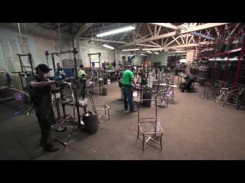 Wesley Allen - Designer Iron Furniture