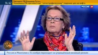 Ольга Зиновьева: Россия - цель и смысл евразийской культуры