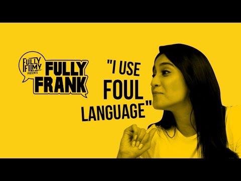 """I use FOUL language"" | Fully Frank with Regina Cassandra | Fully Filmy"