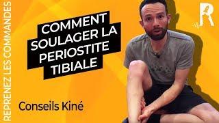 Douleur au Tibia Course a pied : Traitement pour soigner la Périostite Tibiale / KINE