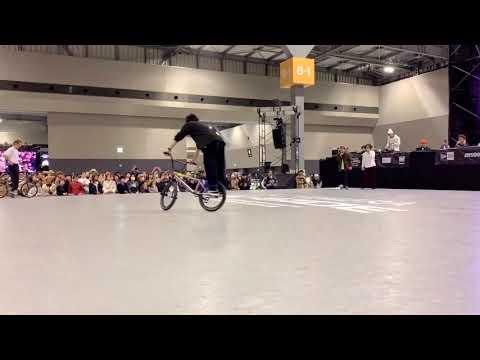 BMX FLATLAND Final Battle - Chimera A-Side 2020 Jean Willian Prévost Vs Youhei Uchino