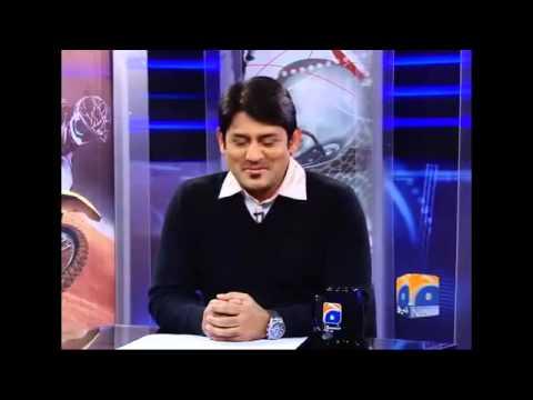 Interview of Shoaib Malik ready for Pak vs India WC 2015 Match - 3rd Jan 2015