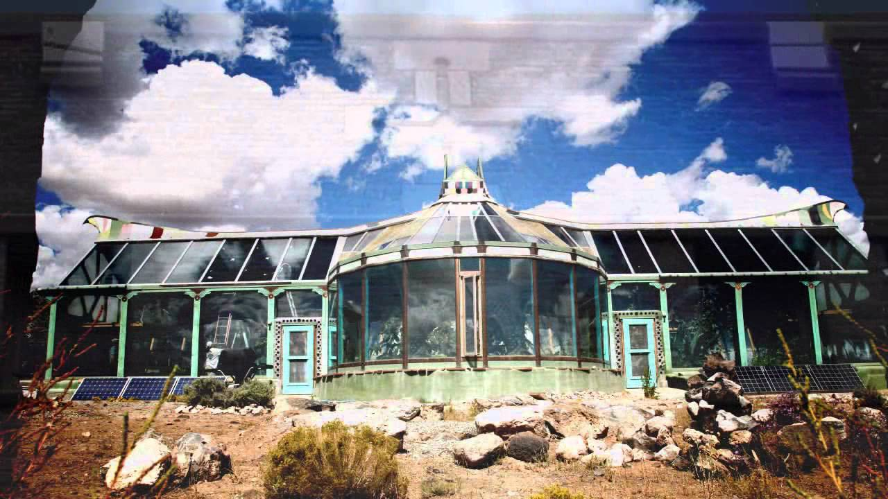 Michael Reynolds Interview Part 4 Amp Earthship Tours Youtube