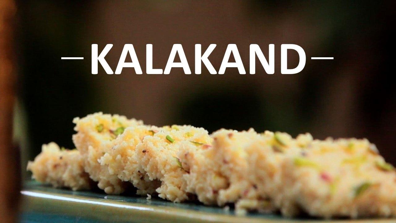 how to make kalakand at home