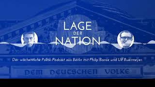 LdN091 Giftgas-Attacke, Merkel gewählt, Rußland-Wahl, Tillerson entlassen, Cambridge Analytica