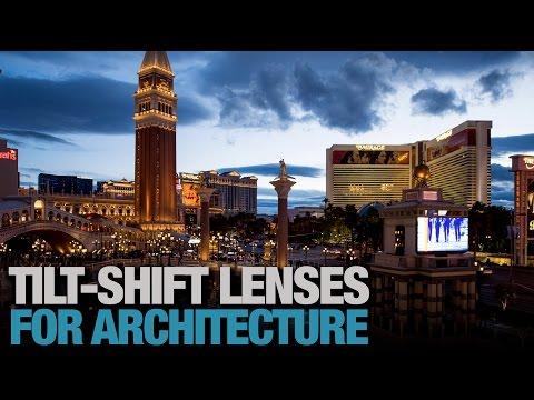 Tilt-Shift lenses for Architecture