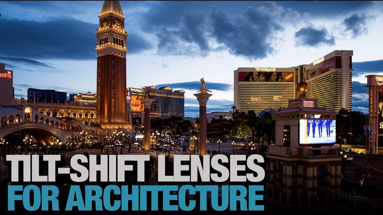 Tilt shift lenses for architecture youtube - Best lens for interior design photography ...