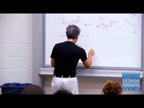Chem 201. Organic Reaction Mechanisms I. Lec 09. Pt. 3. & Lec. 10. Migratory Displacements