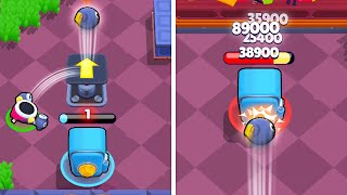 *1000 IQ* BEST COMEBACK EVER! (Brawl Stars Fails & Epic Wins! #65)