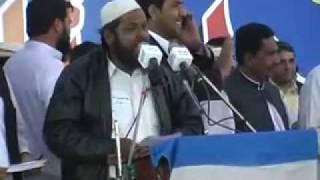 JI Karachi West Jalsa e Aam Tarana 01 - Jan - 2012