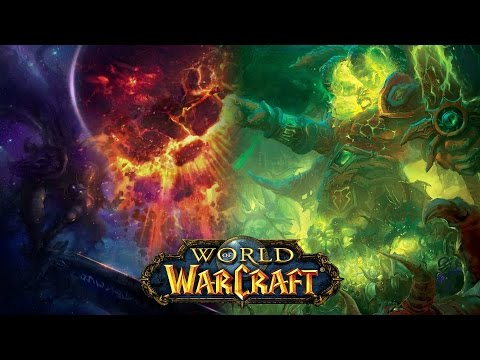 Sargeras' Legion - World of Warcraft Chronicle