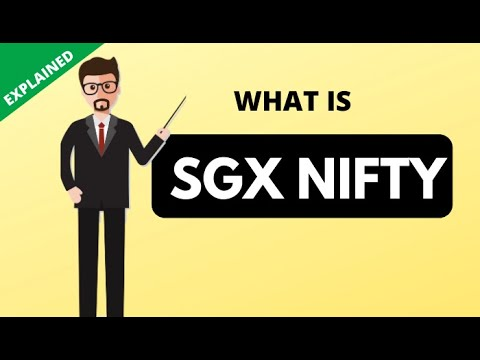 What is SGX Nifty? | Explained in Simple Language