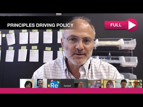Drafting Public Policy for Integrative Higher Education (Trailer) | Reinvent the University