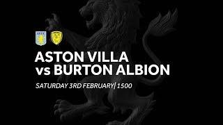 Aston Villa 3-2 Burton Albion | Extended highlights