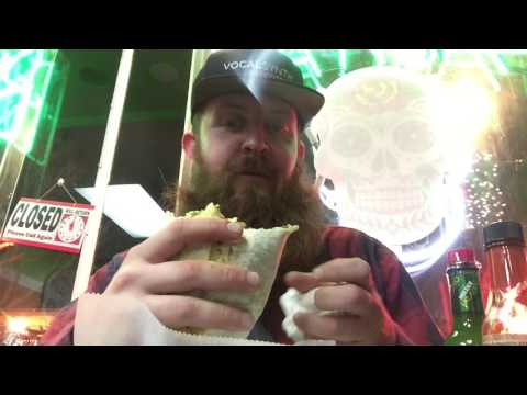 Bearded Burrito Connoisseur Food Review - Fat Artie's Burrito - Huntington, NY Ft Pete & L A & James
