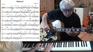Download Muezzin' - Jazz guitar & piano cover ( Pepper Adams ) MP3 song and Music Video