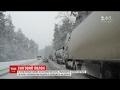 В Україну сунуть люті морози