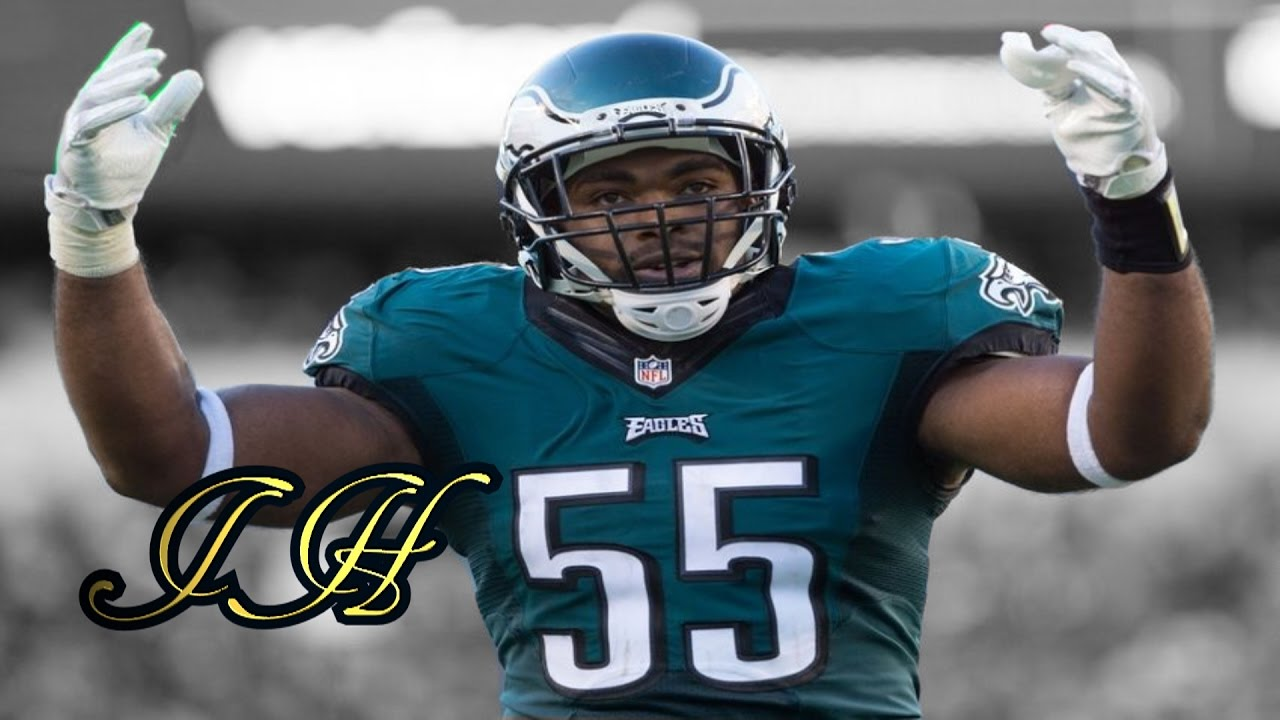 Brandon Graham 2016 highlights