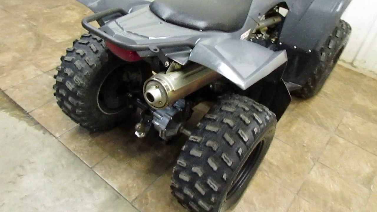 Pre owned 2008 yamaha wolverine 450 4x4 39346 youtube for Yamaha wolverine 450 for sale