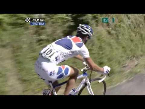 2009 Tour de France Stage 8 Highlights