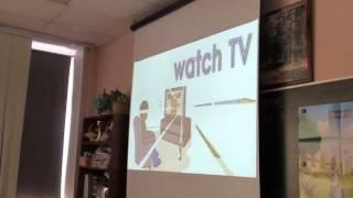 Песенки на уроках английского языка в начальной школе.