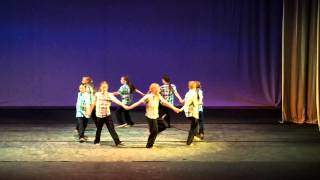 Играй, играй...Группа детей профессионального обучения. Концерт школы танцев Nataraj 25.05.2014