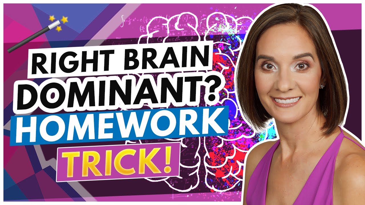 time management for right brained Time management guide and resource there are only 1,440 minutes in a day regardless of what fills those minutes, everyone only has a set amount of time in which to get things done.