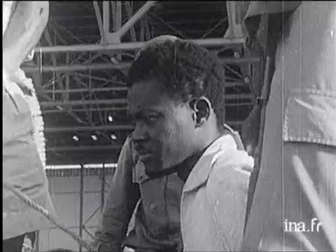 L arrestation de Lumumba