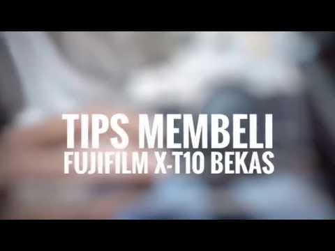 tips membeli FUJIFILM X-T1 bekas & cara mengecek kamera fujifilm x-t1