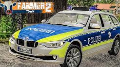 LS19 FarmerTown 2 #46: Nach langer Zeit: Polizei legt Bußgeld fest | LANDWIRTSCHAFTS SIMULATOR 19