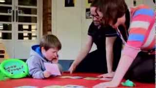 Paediatric speech and language therapy