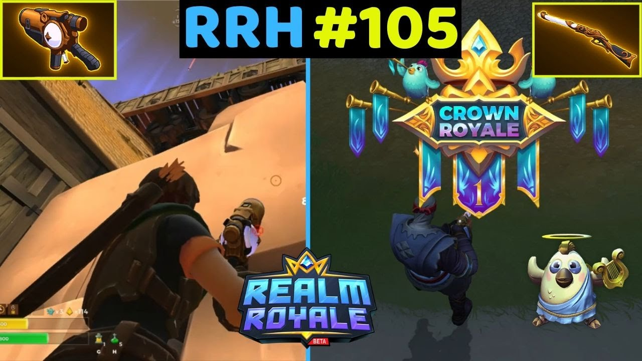Realm Royale Highlights #105 (Best Moments)