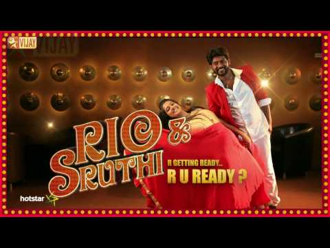 #RIO & #SRUTHI are ready to rock the floor..