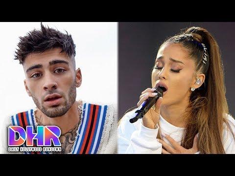 Zayn Malik FIRED For Bad Behavior? - Ariana Grande