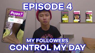 My Followers Control My Day (dikontrol followers dalam satu hari) - Episode 4 #JurnalGymAbibayu